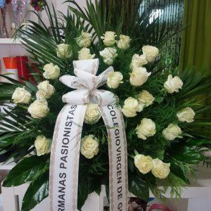 Centro funerario Rosas Blancas